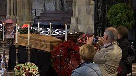 Poslední rozloučení s Nikim Laudou ve Vídni