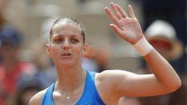 Karolína Plíšková hladce postoupila v Paříži do třetího kola.