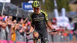 Sestřih 19. etapy cyklistického závodu Giro d´Italia