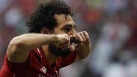Liverpool se dočkal ušatého poháru pro vítěze Ligy mistrů po výhře 2:0.