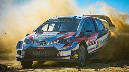 Portugalskou rallye vyhrál estonský pilot Ott Tänak.