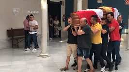 Pohřeb Josého Antonia Reyese