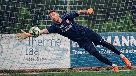 Fotbalová reprezentace přišla o zraněného Jiřího Pavlenku.