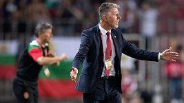 Klepali jsme se do konce, v 95. minutě mi nebylo moc dobře, přiznal trenér Jaroslav Šilhavý