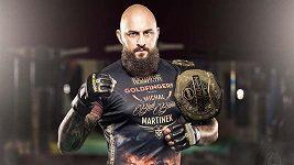 Michal Martínek se popere o kontrakt ve slavné UFC