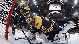 Zdeno Chára, kapitán Bostonu. Jak viděl finále Stanley Cupu?