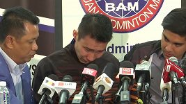 Badmintonista Lee Chong Wei oznámil konec kariéry