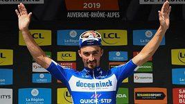 Alaphilippe si na Dauphiné dojel pro desátý triumf v sezoně