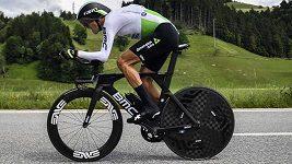 Mistr světa Dennis vyhrál úvodní časovku ve Švýcarsku