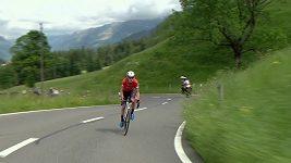 Druhou etapu závodu Kolem Švýcarska vyhrál španělský cyklista Luis León Sánchez.