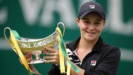 Sestřih finále v Birminghamu: Bartyová - Görgesová