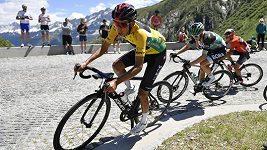 Sestřih 9. etapy závodu Kolem Švýcarska