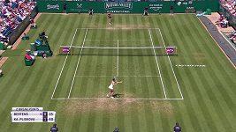 Tenistka Karolína Plíšková postoupila v Eastbourne do finále
