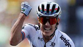 Jihoafričan Daryl Impey ovládl devátou etapu na Tour de France