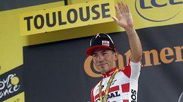 Finiš jedenácté etapy Tour de France