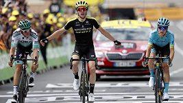 Finiš 12. etapy Tour: Brit Simon Yates vyhrál první pyrenejské dějství letošního ročníku