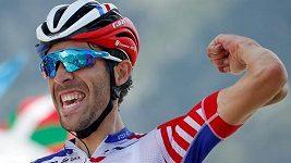 Závěr 14. etapy Tour de France