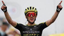 Simon Yates ovládl 15. etapu Tour