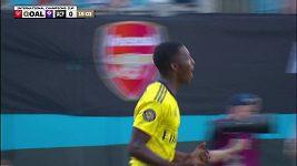 Mladíci v dresu Arsenalu v přípravě září. Fiorentinu vyprovodili třemi góly