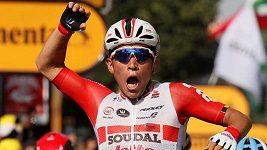 Sestřih 16. etapy Tour de France