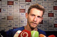 Výsledek 0:0 nemusí být do odvety špatný, věří Patrik Hrošovský.