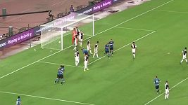 Ani druhý zápas v Juventusu De Ligtovi nevyšel. Nizozemský fotbalista si dal vlastňák