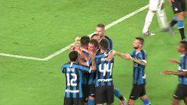 Po vlastním gólu De Ligta srovnal stav utkání Juventus - Inter Milán Ronaldo. Zápas došel až do penaltového rozstřelu
