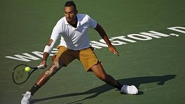 Kyrgios vybojoval titul ve Washingtonu
