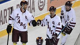 Sparta porazila v pražském hokejové derby Slavii 5:0