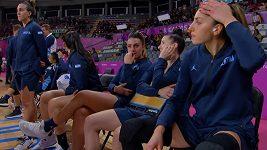 Argentinské basketbalistky kontumačně prohrály kvůli špatné barvě dresů
