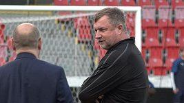 Už nechci zažít, že bychom nehráli ve skupině, říká trenér Plzně Pavel Vrba