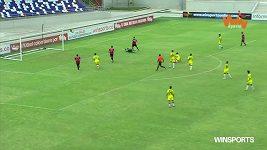 Mladý Anderson Diaz vstřelil fantastický gól ve stylu Diega Maradony