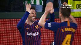 Cena FIFA - Lionel Messi