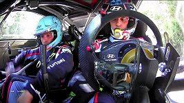 Estonec Ott Tänak zvýšil po druhé etapě náskok v čele Německé rallye a