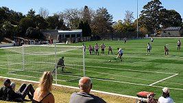 Smolný vlastní gól v australské fotbalové lize