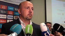 Nechceme ze zápasů dělat videohru s dlouhými prodlevami, říká šéf rozhodčích Vladimír Šindler