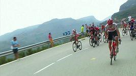 Osmá etapa cyklistické Vuelty