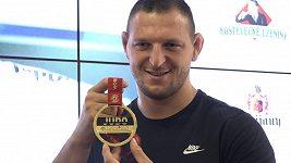 Vyhrát MS před olympiádou, to není úplně dobrý nápad, říká Lukáš Krpálek. Proč?