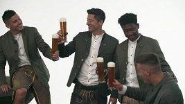 Oktoberfest je za dveřmi a fotbalisté Bayernu nemohou chybět