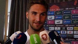 Na Balkán se s českou reprezentací těším, uvidím kamarády, říká fotbalista bosenského původu Stefan Simič