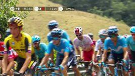 Dán Fuglsang vyhrál 16. etapu Vuelty. Slovinec Roglič zvýšil svůj náskok v průběžném pořadí