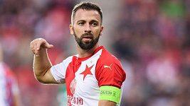 Bude Josef Hušbauer v základní sestavě i v Lize mistrů proti Interu Milán?