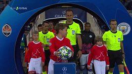 Sestřih utkání Doněck - Manchester City