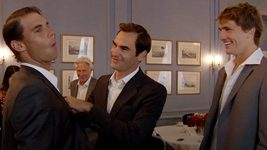 Federer si vzal do parády parťáka Nadala