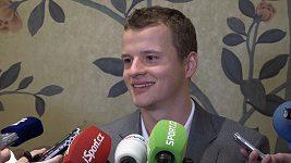 David Kämpf radí spoluhráčům, aby v Praze zašli na pivo a Dominiku Kubalíkovi dělá taxikáře