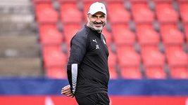 Zápas s Dortmundem je pro mě splněným snem, přiznává Jindřich Trpišovský