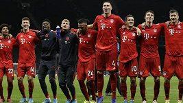 Sestřih zápasu Ligy mistrů Tottenham - Bayern