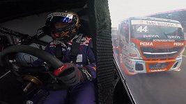 Buggyra v závodě tahačů v Le Mans