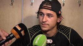 Philadelphii zařídil v Praze vítězství hokejista s českými kořeny Travis Konecny