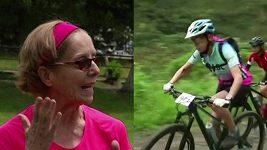 Sedmdesátiletá babička se účastní cyklistického závodu na 60 km po Cestě smrti v Bolívii